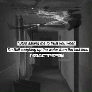 you let me down quote | Tumblr