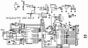 Schematic Arduino Uno Rev 3
