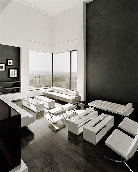 black  white interior design ideas pictures