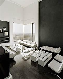 17 Inspiring Wonderful Black and White Contemporary