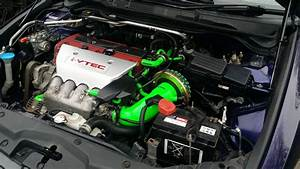 K20a Type R  Ep3  Engine Into Cl7