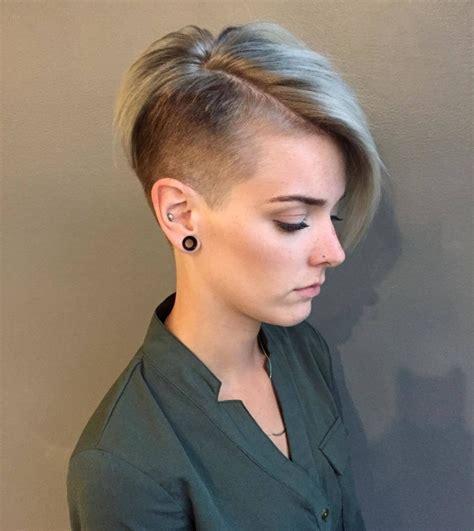 voici  coupes courtes tendance ete  coiffure