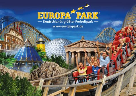 Europa Park Friends & Family Fun Place in Germany - Found ...