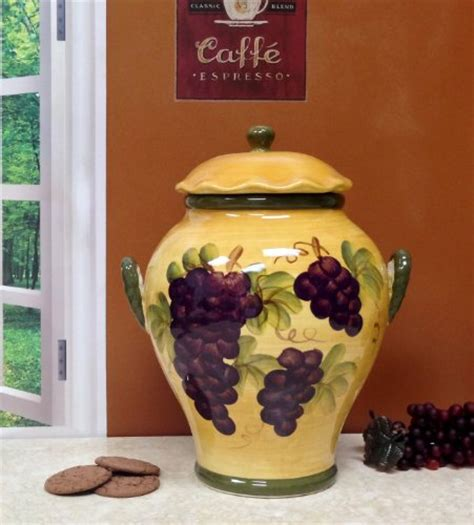 Tuscany Grape Decor For Kitchen by Tuscany Grapes Kitchen Decor