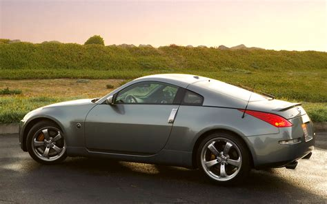 nissan coupe 350z nissan 350z history photos on better parts ltd