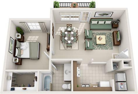 One Bedroom Floor Plans  Charleston Hall Apartments
