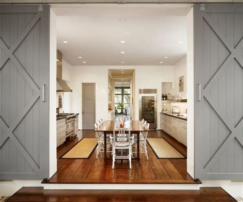 ways   interior sliding barn doors   home