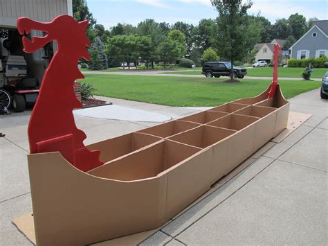 Cardboard Boat For Play by How To Build A Cardboard Boat Search Camento