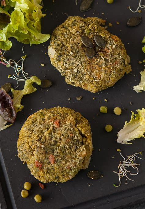 clea cuisine burgers de pois chiches riz et petits pois clea