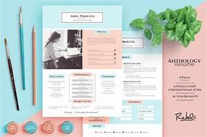 Anthology Resume  Cv