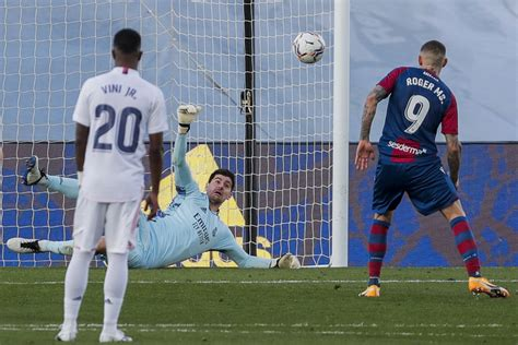 Madrid loses 2-1 to Levante in another slip in title race ...