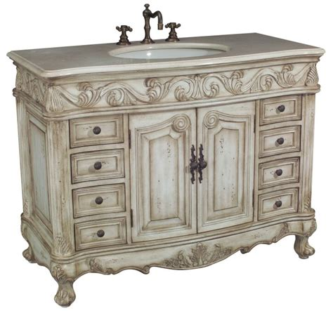 antique bathroom vanity  design ideas