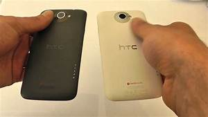 HTC One X - White vs Black - YouTube