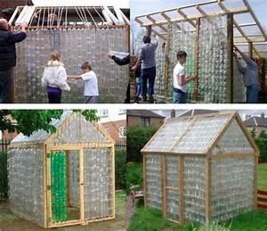 Faire Sa Serre En Polycarbonate : avoir une serre dans son jardin trop facile avec des ~ Premium-room.com Idées de Décoration
