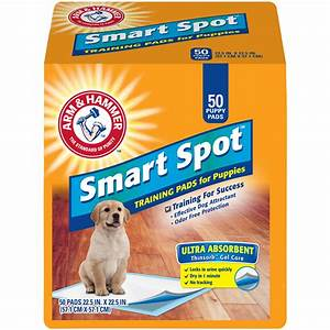arm hammer ultra absorbent puppy pads 50 ct bag pet With arm and hammer dog bags