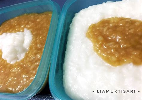 Berikut 2 versi resep bubur merah putih ala executive chef hotel santika premiere yogyakarta totok siswantoko 4 tempat sarapan terkenal di makassar, dari nasi kuning sampai pallubasa. Bubur Merah Putih Jawa