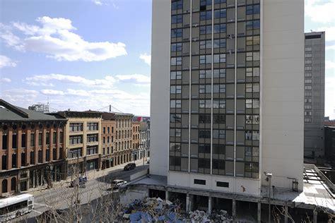 Bid For Hotel Developer Makes Bid For Hotel Seagate Building The Blade
