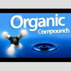 Organic Compounds Chemistry In Urduhindi  Youtube
