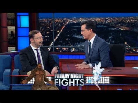 Friday Night Fights with John Hodgman - YouTube