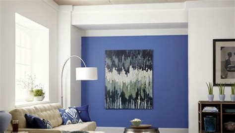 Interior Decoration Tips For Home - pick the perfect paint color