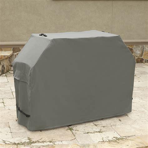 kenmore elite gunmetal gray grill cover 65 quot x 26 quot x 46 quot
