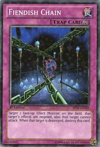 Card Rulings:Fiendish Chain   Yu-Gi-Oh!   FANDOM powered ...  Yugioh