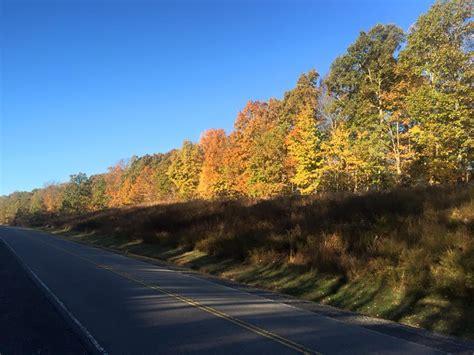 Fall Foliage on the Scenic Natchez Trace Parkway – Natchez ...