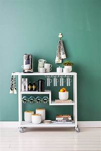 9, Stylish, Kitchen, Coffee, Bar, For, Clutter