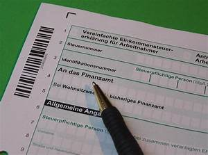 Steuerrückerstattung Berechnen : steuererkl rung selber machen anleitung ~ Themetempest.com Abrechnung