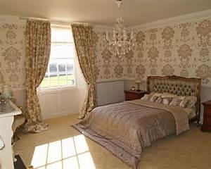Bedroom Wallpaper Ideas 11 Inspiration - EnhancedHomes org