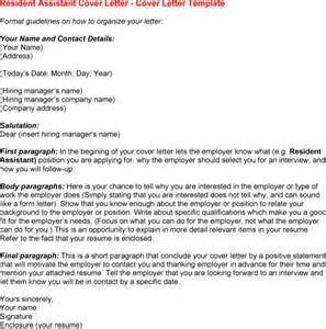 resident assistant description best resumes