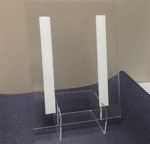 Clear Acrylic lucite window suction cup Literature ...