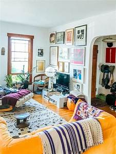 38, Colorful, Eclectic, Living, Room, Eclecticlivingroom