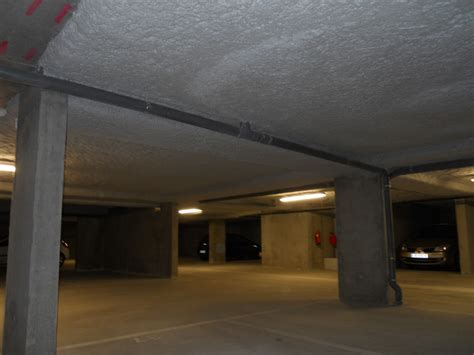 isoler un plafond de sous sol lovisolo isolation isolation thermique par projection sous sol parking plafond