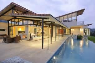 resort home design interior luxury resort style home in costa rica