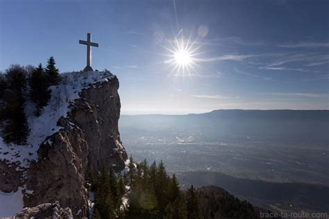 la croix du nivolet  itineraires de randonnee blog