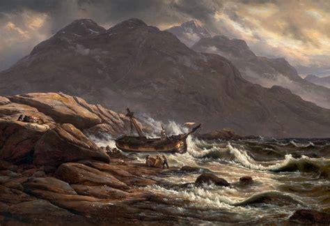Thomas Fearnley Sold Kunsthandel Munchen Daxer Marschall