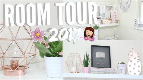 Room Tour 2017! Tumblr Room Inspiration! Youtube