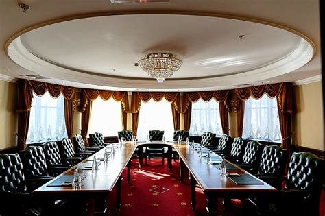 Diamond Meeting Room at Grand Hotel Emerald, St