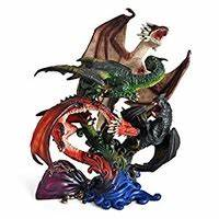 Harry Potter : DRAGONS OF THE FIRST TASK Sculpture from ...