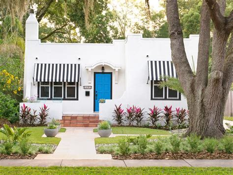 Curb Appeal Ideas From Homes In Orlando, Florida Hgtv