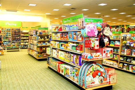 Barnes & Noble Stores Testing Playroom Boutiques