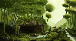 Bamboo Forrest by SiberionSnow on DeviantArt