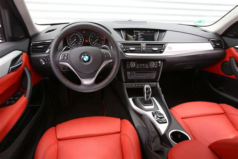 bmw red interior pics for gt bmw x1 red interior