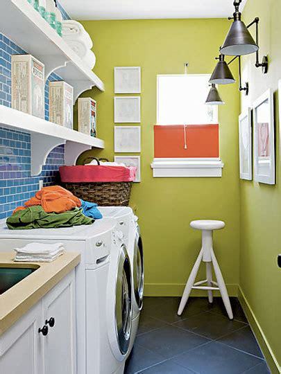 Make Your Laundry Bright Again by Prairie Home Therapy Inspiration The Laundry Room