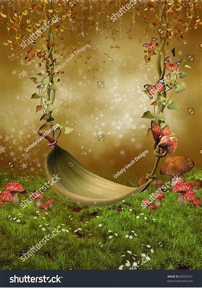 Fantasy Swing Fairy Garden Mature Rate Friends