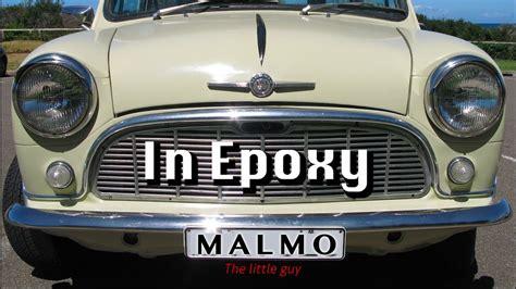 EP45 Classic Mini finally in Epoxy Primer | Classic Mini ...