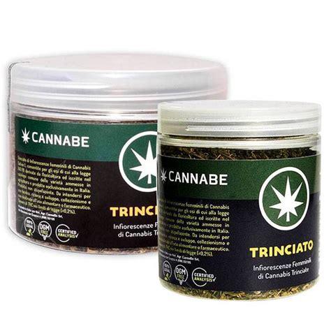 but canapé lit trinciato di canapa 40gr cannabe cannabis light