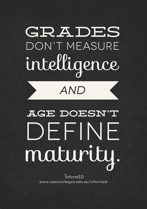 What Does It Mean To Be Intelligent?