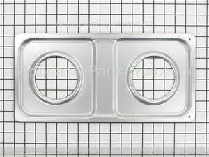 Ge Wb35k10002 Drip Pan Unit